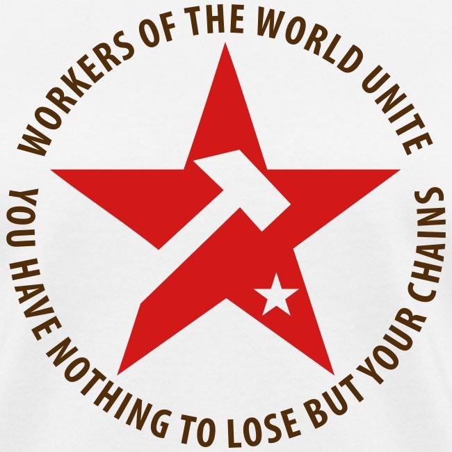 Marxist Star Women's Tee Shirt