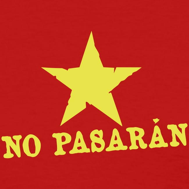 No Pasaran Women's Tee