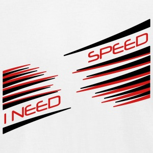 speed - Men's T-Shirt by American Apparel