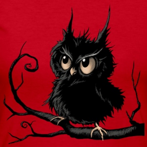 Grumpy Fogy Owl Long Sleeve Shirts - Women's Long Sleeve Jersey T-Shirt