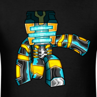 Design ~ GoldSolace Ghost Avatar Shirt!