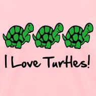 Design ~ I Love Turtles