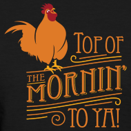 Design ~ Top of the mornin to ya!