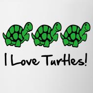 Design ~ 3 Turtles Mug