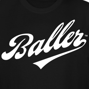 BALLER T-Shirts - Men's Tall T-Shirt