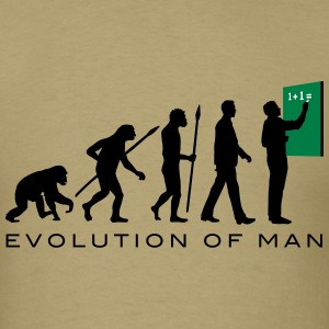 evolution_lehrer_032013_b_3c T-Shirts - Men's T-Shirt