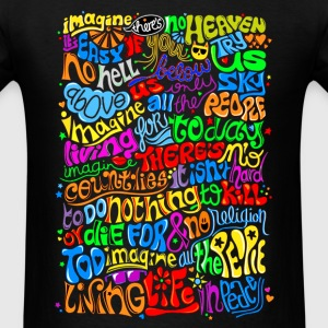 Imagine - Men's T-Shirt