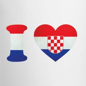 Croatia I Love Bottles & Mugs - Coffee/Tea Mug