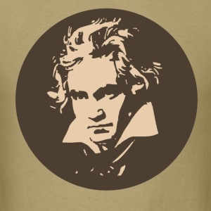 Ludvig van beethoven - Men's T-Shirt