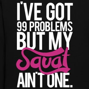 Squat Aint One Gym Motivation Hoodies - Women's Hoodie