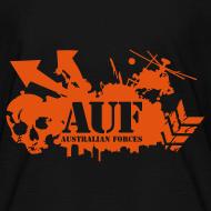 Design ~ AUF Logo - Kids T-Shirt - URL Text Box