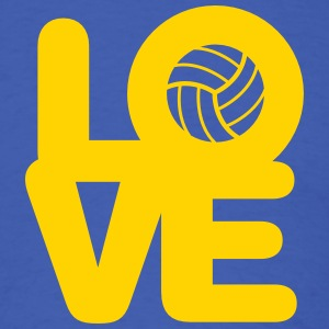Love Water Polo - Men's T-Shirt