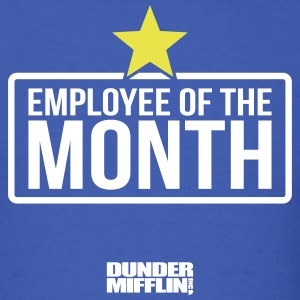 Employee of the Month - Men's T-Shirt
