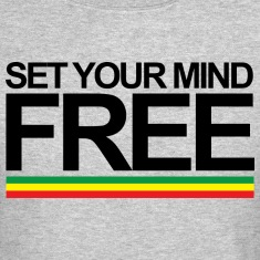 Set Your Mind Free Bob Marley Reggae Rasta