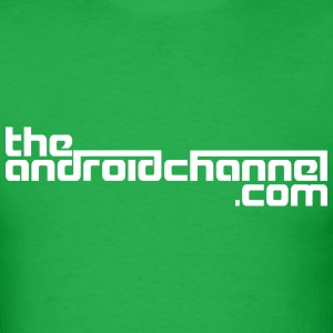 The Android Channel Logo T-Shirts - Men's T-Shirt