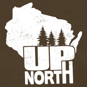 WISCONSIN UP NORTH Women's T-Shirts - Women's T-Shirt