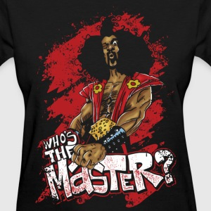 Who's The Master? Women's T-Shirts - Women's T-Shirt