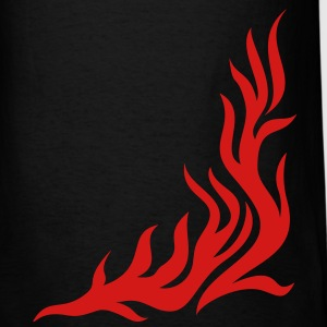 Flame/t-shirt - can be combined with flame/pants T-Shirts - Men's T-Shirt