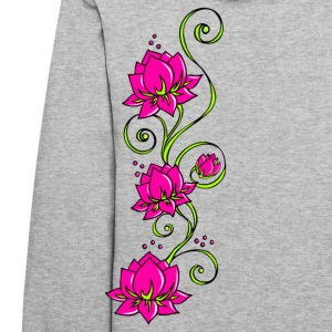 Lotus flowers, symbol perfection & balance Hoodies - Women's Hoodie