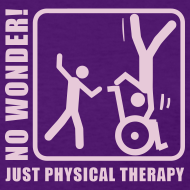 Design ~ Just Physical Therapy. No Wonder!
