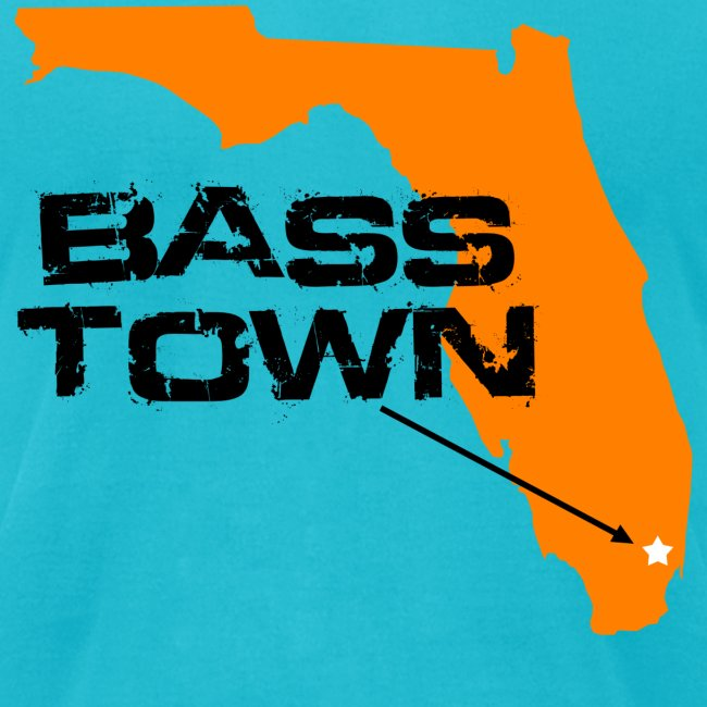 Bass Town (Turquoise)