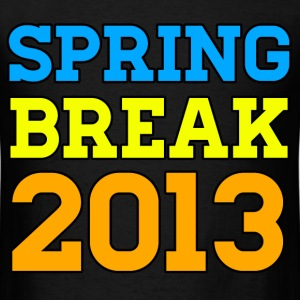Spring Break 2013 T-Shirt - Men's T-Shirt