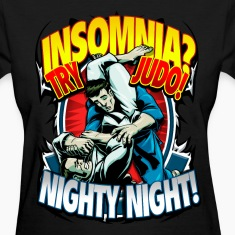 Judo Insomnia? Try Judo! Nighty Night!