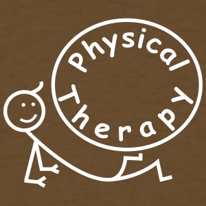 Physical Therapy / Physiotherapy T-Shirts - Men's T-Shirt