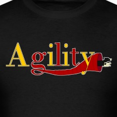 agility tunnels T-Shirts