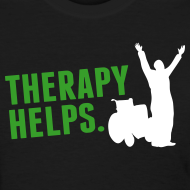 Design ~ Therapy helps.
