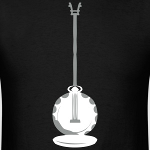 Time Banjo T-Shirts - Men's T-Shirt