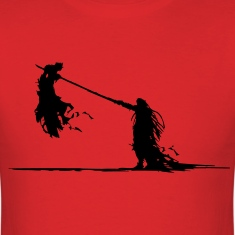 Cloud Vs. Sephiroth T-Shirts