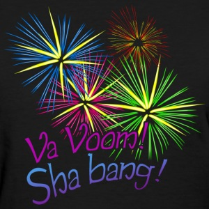 Va Voom! Sha bang! Kim Richards - Women's T-Shirt