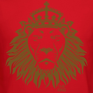 The King Lion Long Sleeve Shirts - Crewneck Sweatshirt