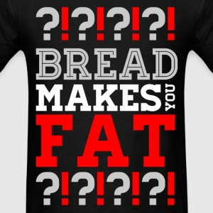 Bread Makes You Fat? Scott Pilgrim T-Shirts T-Shirts - Men's T-Shirt
