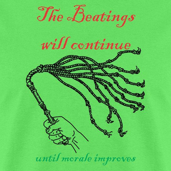 beatingsmorale