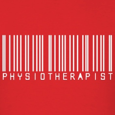 Barcode Physiotherapy T-Shirts