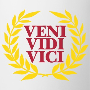 veni vidi vici Bottles & Mugs - Coffee/Tea Mug