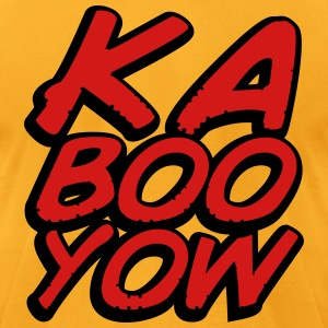 KABOOYOW! T-Shirts - Men's T-Shirt by American Apparel