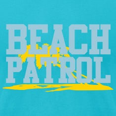 beach patrol T-Shirts