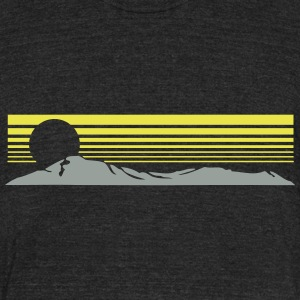 sunset hills T-Shirts - Unisex Tri-Blend T-Shirt