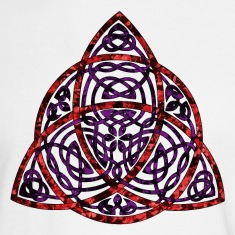Celtic Triquetra Long Sleeve Shirts