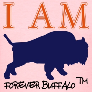 Women's I AM Buffalo Digital Print Standard Tee - Women's T-Shirt