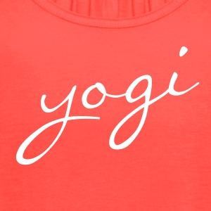 Yogi flowy tank top - Women's Flowy Tank Top by Bella