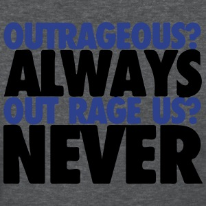 OUTRAGEOUS/OUT RAGE US Women's T-Shirts - Women's T-Shirt