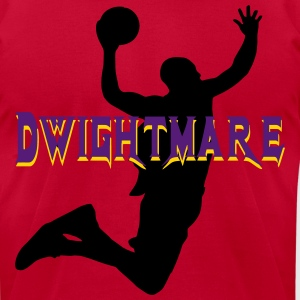 dwightmare T-Shirts - Men's T-Shirt by American Apparel