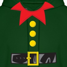 Elf Costume Hoodies
