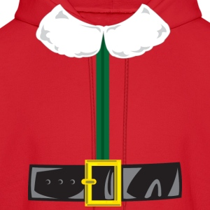 Elf Costume with Belt Hoodies - Men's Hoodie
