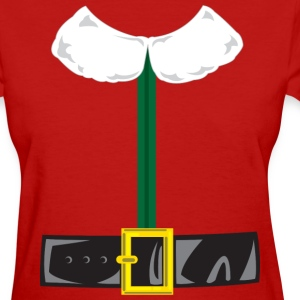 Elf Costume with Belt Women's T-Shirts - Women's T-Shirt