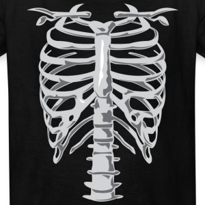 Skeleton Costume Kids' Shirts - Kids' T-Shirt